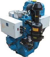 国三电喷单缸水冷柴油机